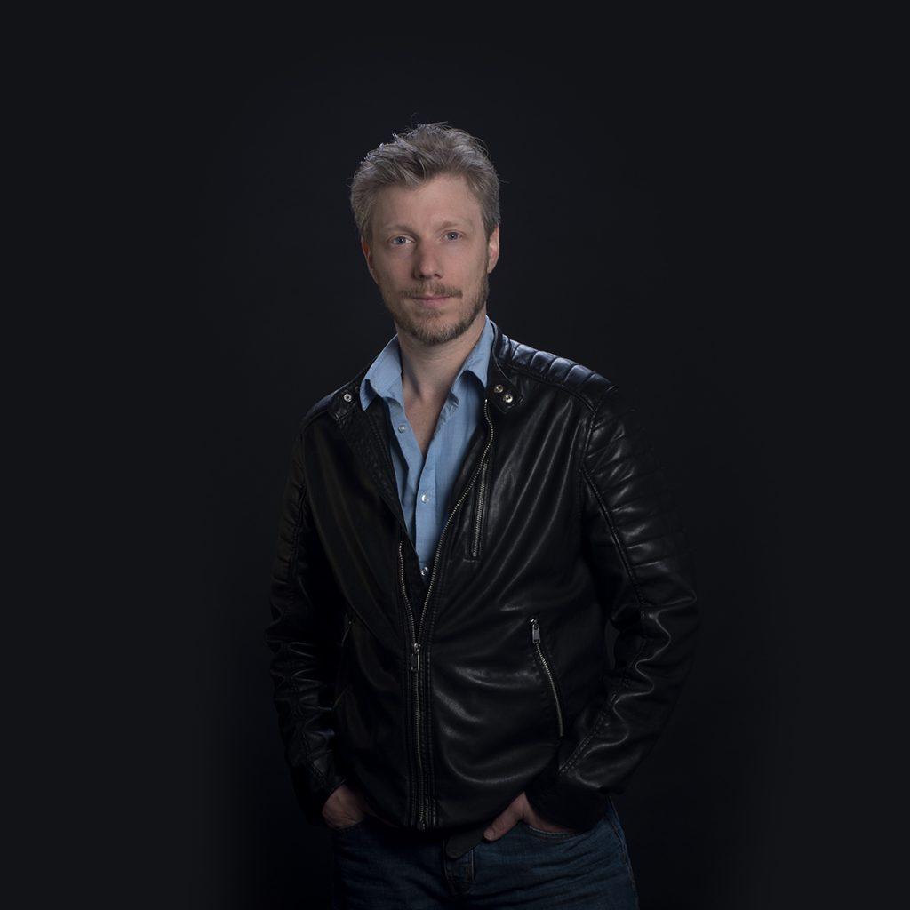Schrijver Arjan van den Haak